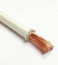 硅橡胶+玻璃纤维编织高温电线